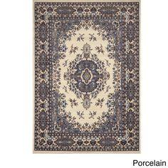 Premium Traditional Oriental Area Rug - 7'8 x 10'7 (
