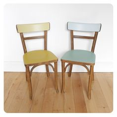 Chaises bistrot -