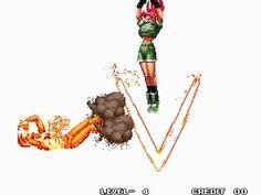 King of Fighters 97 - Team Iori/Leona Orochi Gameplay