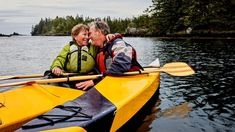 Seven Myths of Aging - The Joy of Aging Gratefully Memories With Friends, Lopez Island, Orcas Island, San Juan Islands, Retirement Planning, Couple Portraits, That Way, Case Study, Kayaking