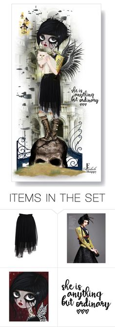"""""""Angel of the Night"""" by fm3happy ❤ liked on Polyvore featuring art"""