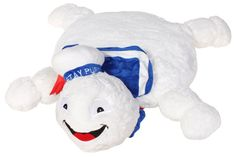 Johnny got me the Ghostbusters Stay Puft Marshmallow Man Pillow Pet as one if my valentines gifts. He knew how bad I wanted it after seeing our friends son with it :)