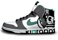 41e87659c0e Shop Nike Dunk High Top Skate Shoes Dunk SB High Low Tops Sneakers