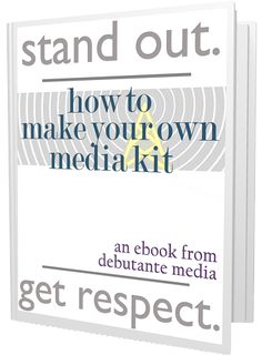 19 best blog resources images on pinterest affordable laptops mediakit ebook fandeluxe Choice Image