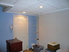 Finished basement Decor, Ironing Center, Furniture, Home, Storage, Finishing Basement, Home Decor