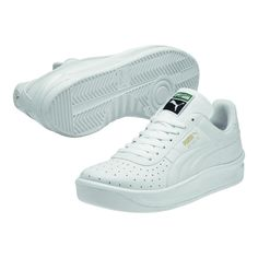Puma - Men's GV Special Low Leather Sneaker - White