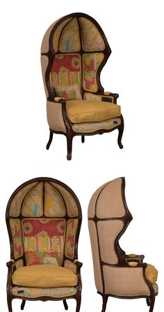 The artful and stately Prussian Prince Chair brings a stunning tribute to decadence and elegant style. Poised to dominate as a focal point among vintage décor.  Click on this link & get $20 off your first purchase of $50 or more. http://dotandbo.com?r=DsjinW