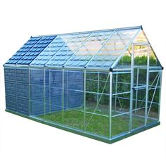 Grow and Store is ideal for all your gardening needs in one place, allowing you to store your gardening equipment under the same roof with your plants within two separate spaces.