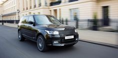The Overfinch Range Rover LWB