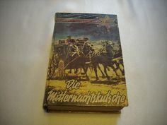 243) 6 von 6 Westernromane von G.F. Barner Teil1: Die Mitternachtskutsche, Preis 5€