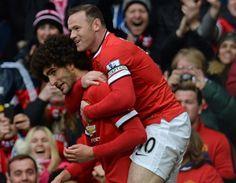 Pidato Rooney Sudah Lecut Semangat Para Pemain MU Sebelum Hadapi Spurs