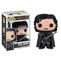 Pupazzo John Snow Game of Thrones #LaSoffittaDelPirata #johnsnow #gameofthrones
