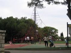 Image result for eiffel tower playground