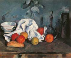 Paul Cézanne / Fruits