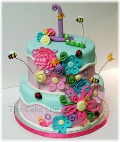 child birthday cakes - Buscar con Google