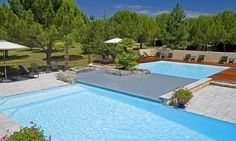 Piscine - Mas du Terme - Hotel Restaurant à Barjac dans le Gard