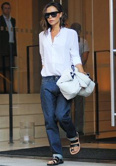 16+Subtle+Victoria+Beckham+Style+Tweaks+That+Make+All+the+Difference+via+@WhoWhatWearUK