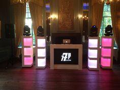 Exclusive DJ Show at an international wedding!