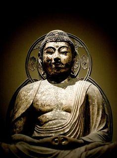 Statue of Amida