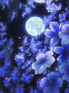 Night Sky Wallpaper, Anime Scenery Wallpaper, Landscape Wallpaper, Aesthetic Pastel Wallpaper, Cute Wallpaper Backgrounds, Pretty Wallpapers, Aesthetic Wallpapers, Beautiful Nature Wallpaper, Beautiful Moon