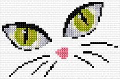 Thrilling Designing Your Own Cross Stitch Embroidery Patterns Ideas. Exhilarating Designing Your Own Cross Stitch Embroidery Patterns Ideas. Cat Cross Stitches, Cross Stitching, Cross Stitch Embroidery, Embroidery Patterns, Hand Embroidery, Geometric Embroidery, Cross Stitch Cards, Cross Stitch Animals, Cross Stitch Designs