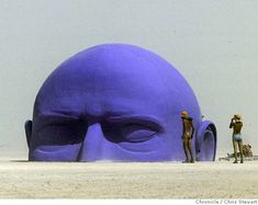 For years, photographers have been venturing out to Black Rock City to capture the ephemeral magic of the annual Burning Man Festival . Here are some of our favorite images of the art, costumes, theme camps and fire sculptures.  Been to the Black Rock Desert? Share your pictures in our Burning Man reader photo gallery.