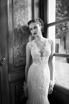 Heaven in a dress.. See more here: Berta Bridal Couture 2014 Winter Collection   Confetti Daydreams ♥  ♥  ♥ LIKE US ON FB: www.facebook.com/confettidaydreams  ♥  ♥  ♥ #Wedding #WeddingDress #WeddingGown @Roberta Cruz