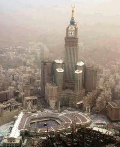 Makkah the holiest place in the world- Saudi Arabia by janice