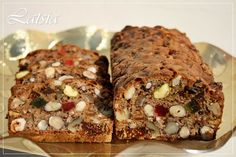 Bakery Recipes, Meatloaf, Banana Bread, Muffin, Advent, Food Ideas, Drink, Kitchen, Beverage