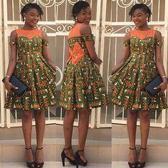 Ultra Beautiful Ankara Styles for African partys - Reny styles African Wear Dresses, African Fashion Designers, Latest African Fashion Dresses, African Print Fashion, Africa Fashion, African Attire, African Clothes, Women's Fashion, African Prints