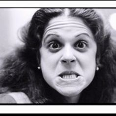 Gilda Radner. ....I miss this funny lady. One of my superheroes <3