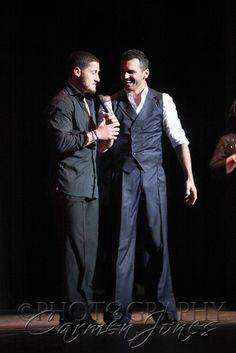 Val C & Tony Dovolani - Life's A Dance 20 Jun 2014 - LAD2014_0263