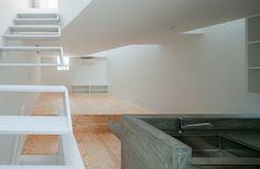 House in Tamatsu, Japan by Ido Kenji Architectural Studio