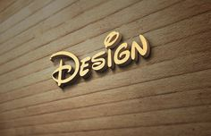 Today's freebie is a 3d wood wall logo mockup. Created using the smart object, use it to showcase your logo/icon design or maybe you can use it for social media profile banners.