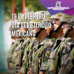 Día del Ejercito Mexicano