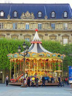 Paris Merry Go Round