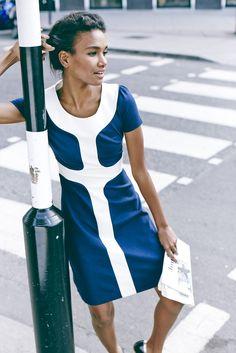 Boden Pall Mall Dress. #SS15