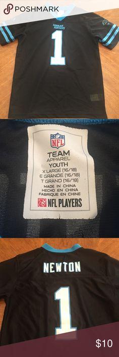 7d106eb2c ... NFL Carolina panthers football jersey ...