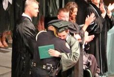A Cop Who Had To Tell A Teen His Parents Had Been Killed Showed Up At His Graduation
