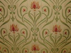 26 Best Art Nouveau Fabrics Images Art Nouveau Custom Fabric