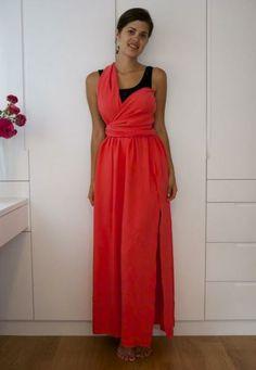 """CURE.ba - """"Uradi sama"""" - Ekskluzivna (a jeftina) novogodišnja haljina (FOTO)"""