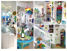I love this store in Key West!!  Right on Duval Street...  Island Style Galleries - Key West Fl - Sanibel Island Fl
