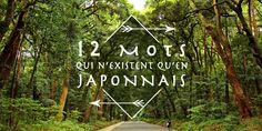 12 mots qui n'existent qu'en japonnais - Snooze Again