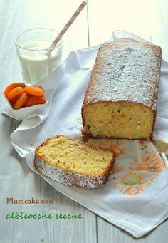 plumcake con albicocche secche