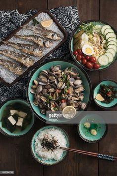 Stock Photo : Japanese Foods Japanese Style, Japanese Food, Foods, Stock Photos, Ethnic Recipes, Food Food, Japan Style, Food Items, Japanese Taste