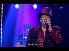 Lasse Stefanz Det regnar och regnar med text - YouTube Concert, Youtube, Concerts, Youtubers, Youtube Movies