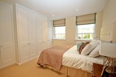 traditional bedroom hingedwardrobe