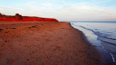 Prince Edward Island in Canada is famous for its red soil and sand that emerges from the breakdown of red sandstone. The high iron content of the sand gives it its rusty coloring. (Credit: Flickr/nichameleon)