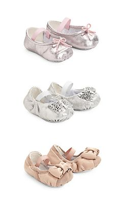 Adorable baby ballet flats  http://rstyle.me/n/dk2vknyg6