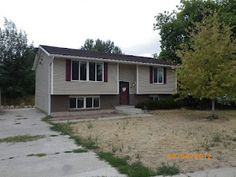 $133,000 Department of Veterans Affairs owned bi-level! This is an incredible deal in great location. Corner lot in a cul-de-sac. Fully landscaped and partially fenced! Open floor plan with 4 bedrooms and 2 full bathrooms. Move in ready! Basement living room with built-in shelving.     Call The Wyndell Pasch Team @801-335-6970 for all personal showings!